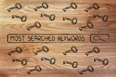Keyword research makes for good SEO.