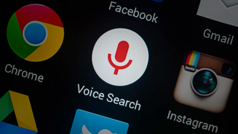SEO for mobile voice search.