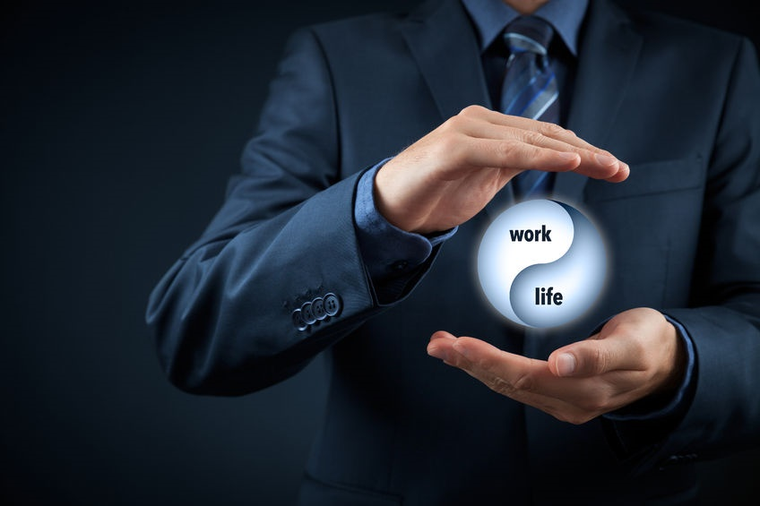 SEO comany promoting work-life-balance