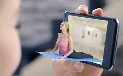 3d smartphone technology
