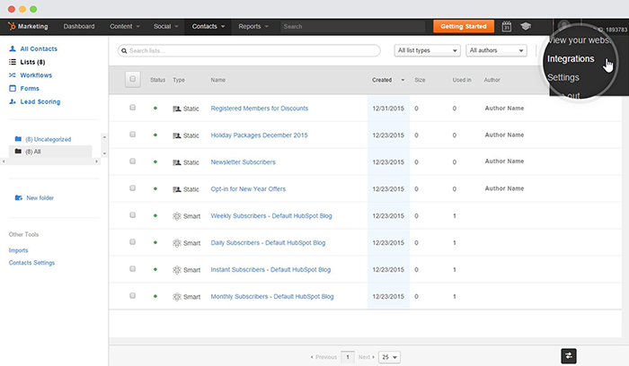 hubspot-dashboard