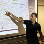 Mattan Danino, CEO of WEBITMD Conducts Guest Lecture at UCLA