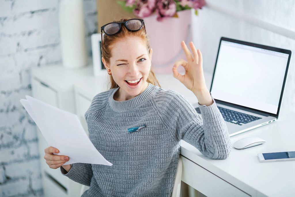 good habits to have when working from home
