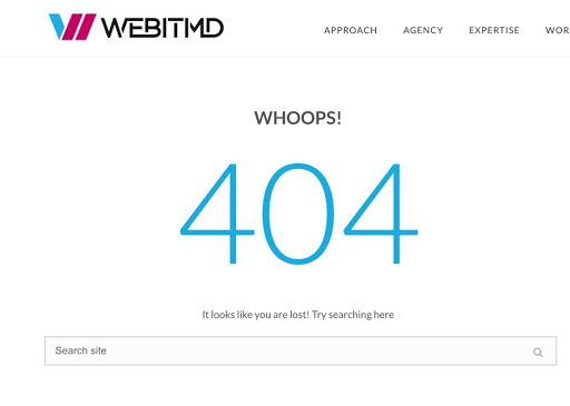 404 error seo strategy